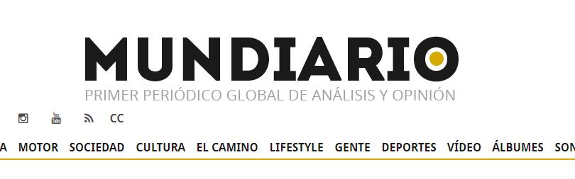 Publiqué en Mundiario sobre el pulso de la Hostelería en el mes de Julio 20