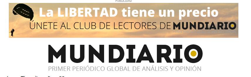 Artículo en Mundiario, sobre la crisis a las proveedores de hostelería.