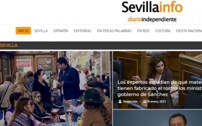 Artículo en Sevillainfo, Resignación de los hosteleros ante las nuevas medidas